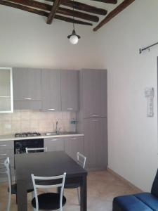 San Michele House廚房或簡易廚房