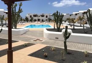 The swimming pool at or near Casa Nimbara