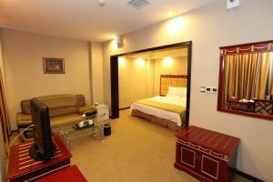 (Ningxia Gonghui Dasha Hotel)