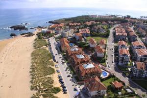 Vista aerea di Apartamentos Maritimo Ris