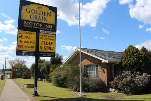 Golden Grain Motor Inn