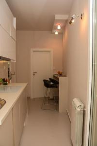 A kitchen or kitchenette at Apartment Venera A&M