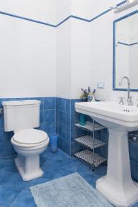A bathroom at Il Giardino di Laura