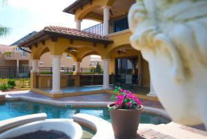 Piscine de l'établissement Golf Villa on Reunion Resort 086 ou située à proximité