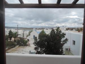 A balcony or terrace at Mitsi Studios