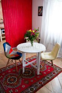 Гостиная зона в Apartment Lida Castle