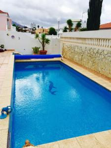 The swimming pool at or near Anvela Villa