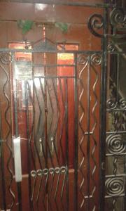A bathroom at Charming Three-Bedroom Apartment at Abdelkhalek Sarwat Street