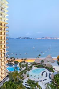 A view of the pool at Presidential Suite by Grand Hotel Acapulco or nearby