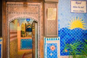 Riad Bleu Du Sud (Riad Italien)