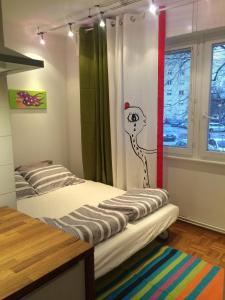 Letto o letti in una camera di Apartment Cristian