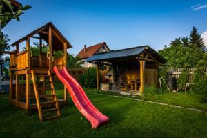 Herní místnost nebo prostor pro děti v ubytování Apartment Roháčik