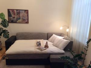 Lova arba lovos apgyvendinimo įstaigoje Kranto Luxe Stay