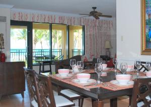 Three-bedroom Ocean Front Villa at Rio Mar Resort