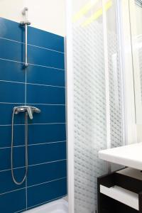 A bathroom at Flat On Andrássy Avenue