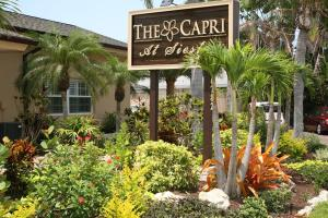 Resort The Capri At Siesta Sarasota Fl Booking Com