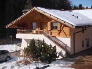 Schupferhof durante l'inverno