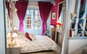 Lova arba lovos apgyvendinimo įstaigoje Le Nid De La Loire