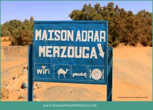 Maison Adrar Merzouga