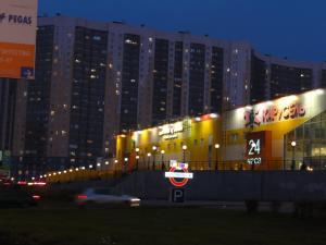 Apartments on Kollontay 5