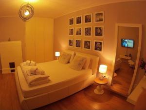 Balkan-inn Parlament Lux apartment
