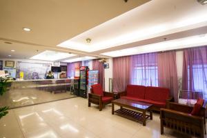 Motel Nanjing Central Gate Zhongfu Road