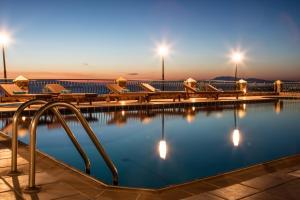 The swimming pool at or close to Aelia Villa