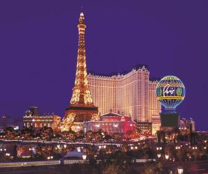 ★★★★ Paris Las Vegas Hotel & Casino, Las Vegas, USA