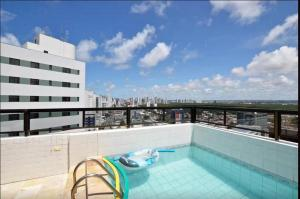Duplex Penthouse with Private Pool