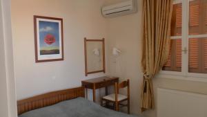 Гостиная зона в Captain's Apartments