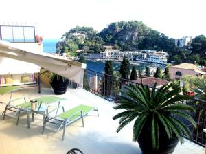 Panoramic Apartments Taormina Mazzarò