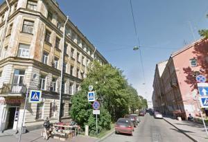 (Apartments 7-aya Krasnoarmeyskaya)