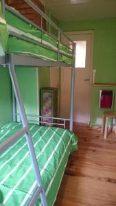 Un ou plusieurs lits superposés dans un hébergement de l'établissement Villa Marguerite