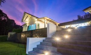 The facade or entrance of Krabi Beach House