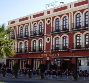 Foto del hotel  Hotel Manolo Mayo