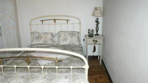 Un ou plusieurs lits dans un hébergement de l'établissement Cals le Gîte