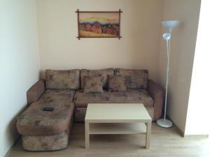 (Apartment on Kati solov'janovoj 128)