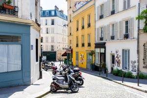 Apart Inn Paris - Berthe