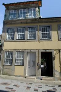 A fachada ou entrada de Porto.arte guest apartments