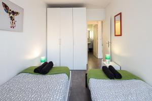 Two-Bedroom Apartment in the South of Paris