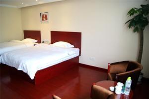 GreenTree Alliance Guangdong Zhuhai Qinglv Road Jingshan Park Hotel