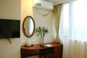 GreenTree Inn Jiangsu Changzhou North Railway Station Square Business Hotel