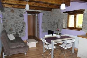 A seating area at Apartment in Ampuero Cantabria 101236