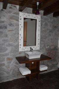 A bathroom at Apartment in Ampuero Cantabria 101236
