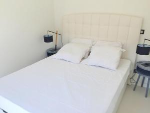 Ein Zimmer in der Unterkunft Riviera home - Dalpozzo Lux