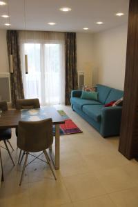 Zona de lounge sau bar la Apartment Patricia
