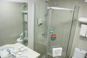 GreenTree Henan Province Luoyang Taikang Road Hensheng Science Park Express Hotel