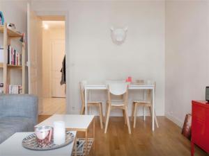 Comfortable 2 rooms Bastille