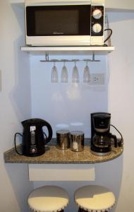 A kitchen or kitchenette at Departamento Posadas