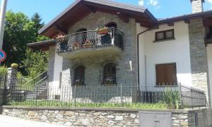 The facade or entrance of Casa Vacanza Dal Contadino